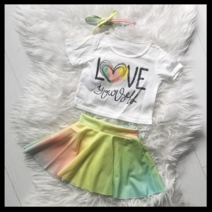 Love Rainbow 3 pcs