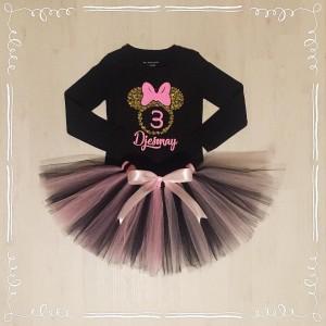 Minnie Kids Zwart/Roze