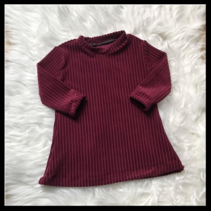 Dress Rib Bordeaux