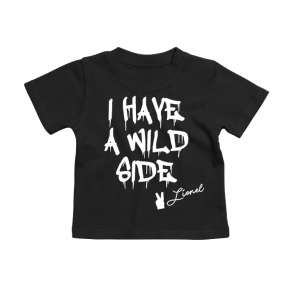 "I have a wild side ""naam"""