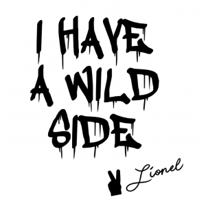 I have a wild side 'NAAM'