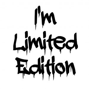 I'm Limited Edition